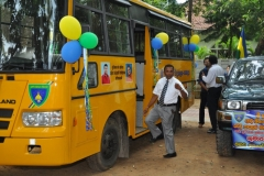 93rd OB Day Parade and Bus Donation
