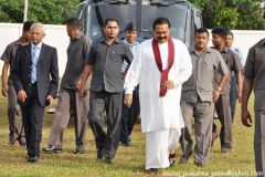 Ceremonial Opening of the Reconstructed Sri Sumangala College