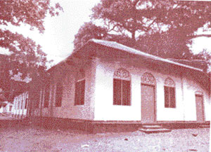 Sri Sumangala College's First Building